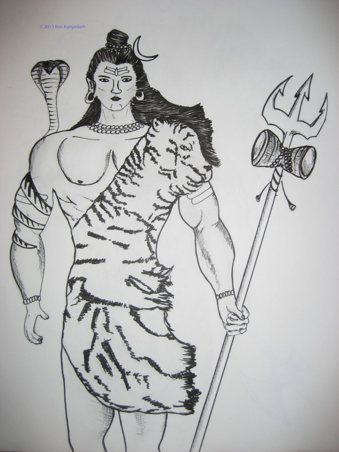 Shiva - Copyright