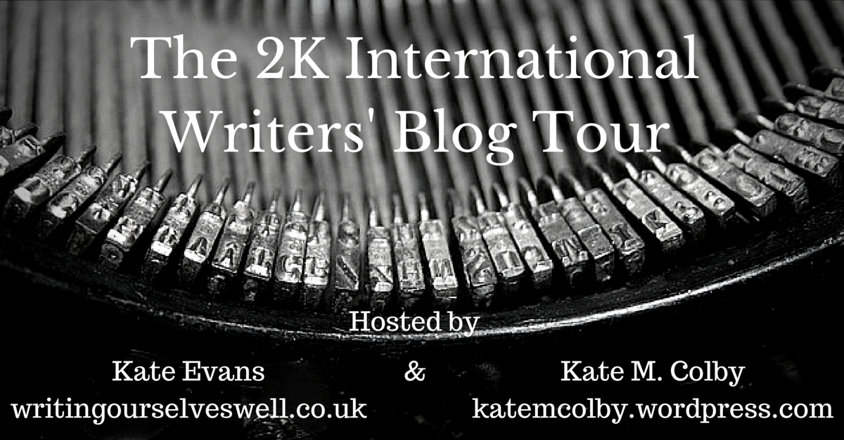 The 2K International Writers' Blog Tour – Cheryle Baker
