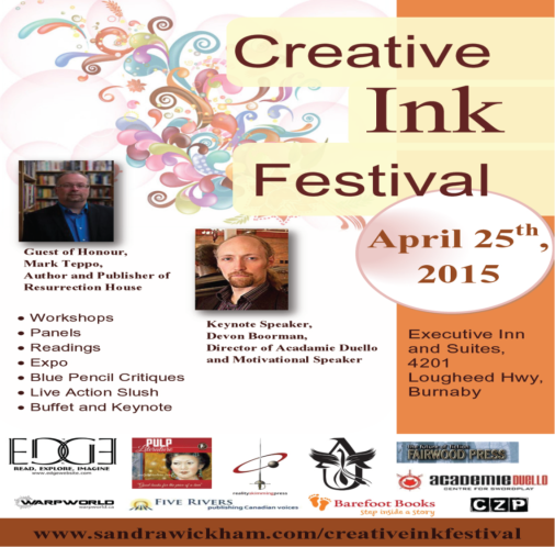 creative ink poster
